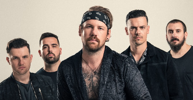 Beartooth announce return with new album 'BELOW' out 25th June