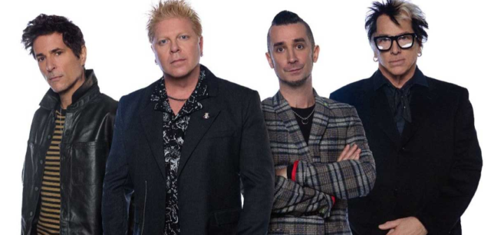 The Offspring announce UK arena tour with The Hives