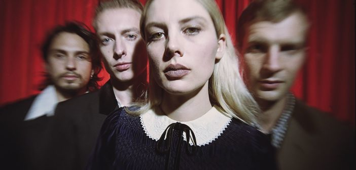 Wolf Alice release new single 'Smile' from new album 'Blue Weekend'
